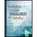 img - for A Handbook for Classroom Management That Works by Marzano,Robert J.; Gaddy,Barbara B.; Foseid,Marcia C.. [2005] Paperback book / textbook / text book