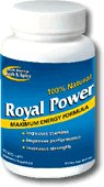 North American Herb and Spice, Royal Power Vegi-Caps, 120-Count