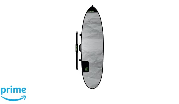 POLY Flight Mini Malibu Surf Board Bag para 1 tabla de Hurricane Surf: Amazon.es: Deportes y aire libre
