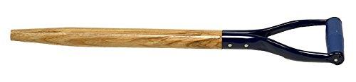 Link Handles 66727 Closed Back Solid Socket Shovel Handle with Shoulder, 5-1/2