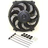 (Hayden Automotive 3690 Rapid-Cool Thin-Line Electric Fan )