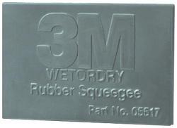 2-3/4 Rbr Squeegee- Each