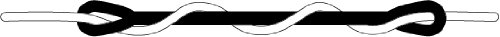 Seasense Mooring with Uv Inhibitor Snubber Black 24-Inch 50072306