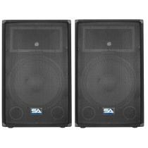15 Inch PA Speakers or DJ Speakers
