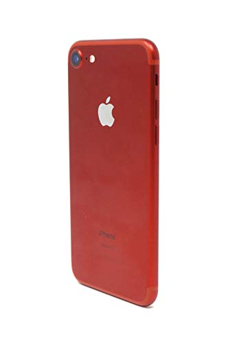 Apple iPhone 7, 128GB, Red - For AT&T (Renewed)