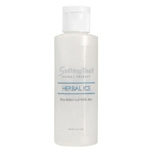Soothing Touch Herbal Ice Gel 4 Ounce