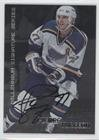 Pierre Turgeon (Hockey Card) 1999-00 In the Game Be A Player Millennium Signature Series - [Base] - Autographs [Autographed] #205