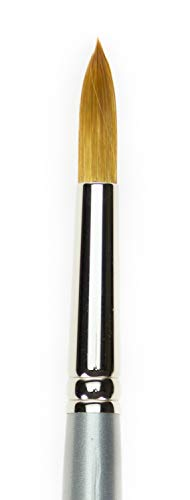 SAA Silver Large All Rounder Watercolour Brush (Size 12) ()