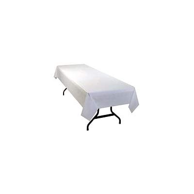 Tablemate Plastic Tablecovers, 40 Inches x300' Roll, (3 Units)