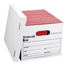 BSN42051 - Business Source File Storage Box