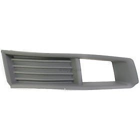 OE Replacement Cadillac CTS Front Passenger Side Bumper Insert (Partslink Number GM1039113)