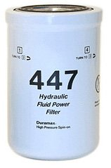 WIX Filters - 51447 Heavy Duty Spin-On Hydraulic Filter, Pack of 1