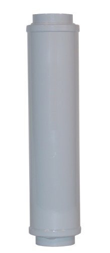 Solberg SLCR-250 Absorptive Silencers, 2-1/2'' FPT Inlet/Outlet, 21'' Height, 655 SCFM by Solberg