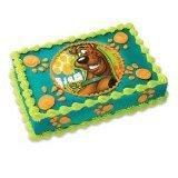 Scooby Doo Edible Cake Topper -