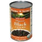 Westbrae Foods Organic Black Beans Fat Free (12x15 OZ)