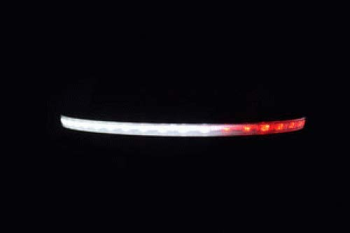 Halo 360-Degree LED Personal Safety for Hard Hat Package White/RED by ILLUMAGEAR (Image #1)