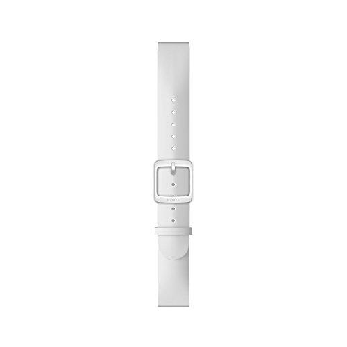 - Nokia - Silicone Wristband, White, 36mm