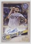 #8: Jacob Faria (Baseball Card) 2018 Topps Gypsy Queen - Autographs #GQA-JF