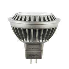 HC Lighting - Clear MR16 Style Bi-Pin Reflector Style 6W 3000K Low Voltage 12V Input LED Retro Fit Light Bulb (Replaces 35 watt Halogen Light Bulb) (10 Pack)