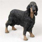 - Gordon Setter Original Dog Figurine (4in-5in)