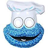 Cookie Monster Mask Costume Mask -