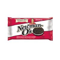 Newman's Own Newman-O's, Cr?me Filled Chocolate Cookies, 8-Ounce Packages (Pack of 6) Thank you for using our service