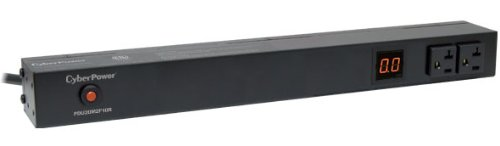 CyberPower PDU20M2F8R 10 Outlets Metered Distribution product image