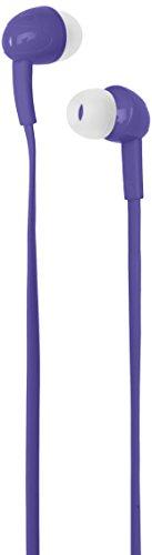 iLuv PEPPERMINTPU Peppermint Headphones, Purple ()