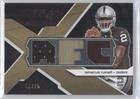 Jamarcus Russell Jersey (JaMarcus Russell #50/75 (Football Card) 2008 SPx Winning Materials Dual Jersey Conference Letters #WM-JR)