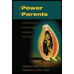 The Power of Parents by Olivos,Edward M.. [2006] Paperback