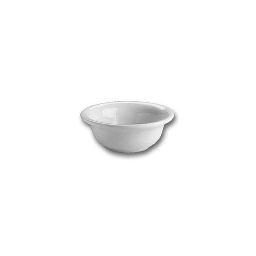 Hall China 392-WH White 14 Oz. Pot Pie Baking Bowl - 12 / CS