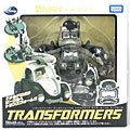 (Disney Label Transformers Donald Duck Bumblebee Monochrome)