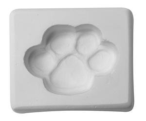 Paw Print Casting Mold ()