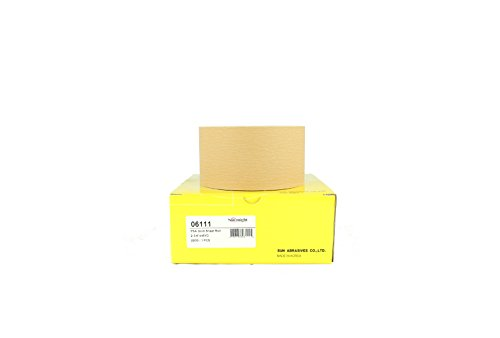 Sunmight 06111 1 Pack 2-3/4'' X 45 yd PSA Sheet Roll (Gold Grit 220) by Sunmight (Image #2)