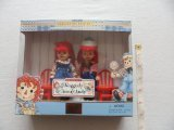 1999 Barbie Collectibles - Kelly & Tommy as Raggedy Ann & Andy