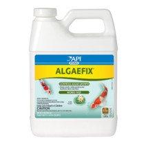 API Pond Care Pond AlgaeFix - 2.5 Gallons with BONUS Max Ponds Magnet Calendar by PondCare