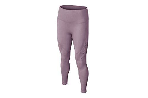Dutte Dutta Womens Yoga Pants Breathable Hollows Elastic Workout Sports Leggings S -