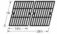 MCM Music City Metals 68502 Gloss Cast Iron Cooking Grid ...