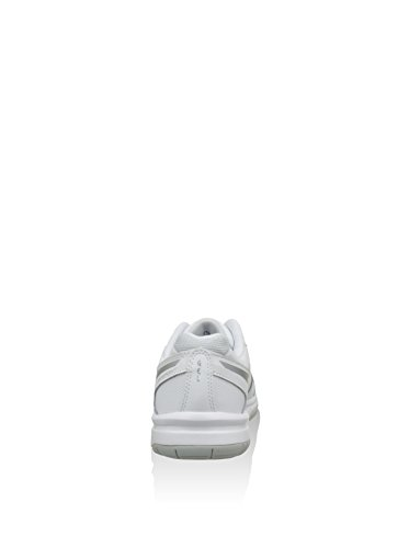 Asics Blanc De Femme gamepoint Chaussures argent Gel Fitness 4wBq64Fr