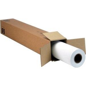 HP Premium Matte Polypropylene Paper, 140 G/M2, 60'' X 75 Ft, White, 2 Rolls/Pack by HP
