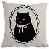 Elegancebeauty Pillowcover Of Cat 12 X 20 Inches,best Fit For Lounge,gril Friend,festival,sofa,monther,club Twin Sides