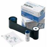 Datacard Black Monochrome Ribbon Kit - K HQ - -