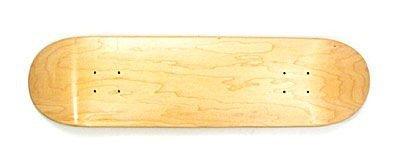 Skateboard Blank Deck Nature Wood MySkateBrand