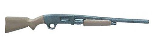 Island Crafts Dollhouse Miniature Pump Shotgun Replica #ISL1228