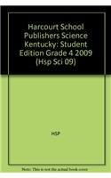 Download Harcourt School Publishers Science: Student Edition  Grade 4 2009 ebook
