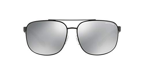 - Armani Exchange Men's 0ax2026s Polarized Aviator Sunglasses, Matte Black, 64.0 mm