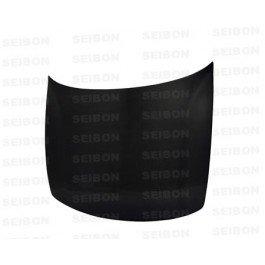 Seibon Carbon Fiber OEM-Style Hood Acura Integra 94-01
