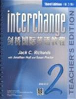 Interchange Level 2 Teacher's Edition China Edition