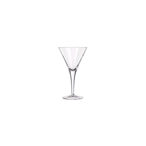 Luigi Bormioli 10368/04 Michelangelo 8.75 Oz. Martini Glass - 24 / CS by Luigi Bormioli