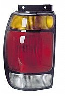 Go-Parts » Compatible 1995-1997 Ford Explorer Rear Tail Light Lamp Assembly/Lens / Cover - Left (Driver) F67Z 13405 AA FO2800113 Replacement for Ford Explorer -  ALB001-0006487-0053182-AMZN